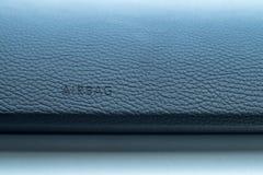 Airbag - Archivbild Stockfotografie