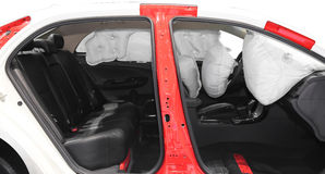 Airbag Royalty Free Stock Images