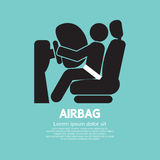 Airbag Car Safety Equipment Stock Image