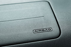 Airbag Compartment Royalty Free Stock Photography
