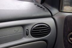 Airbag do automóvel de passageiros Foto de Stock Royalty Free