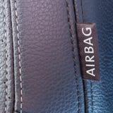 Airbag etykietka obrazy royalty free