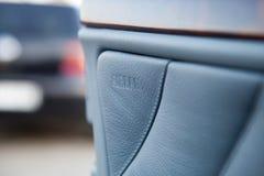 Airbag laterale Immagini Stock