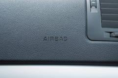 airbag podpis fotografia royalty free