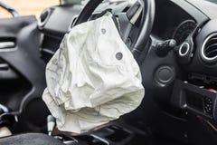 Airbag praca obraz royalty free