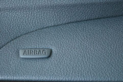 Airbag symbol Stock Photos