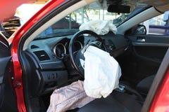 airbags zbawczy fotografia stock