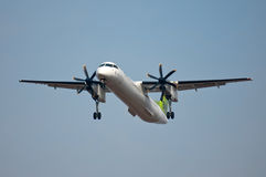 AirBaltic De Havilland DHC-8 Стоковые Фото