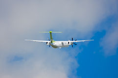 AirBaltic De Havilland DHC-8 Royalty Free Stock Photos