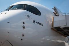 Airbas 350个XWB 免版税库存照片