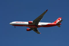 Airberlin airliner Stock Image