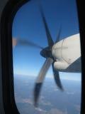Airblade samolot Zdjęcia Royalty Free