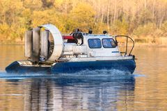 Airboat photographie stock