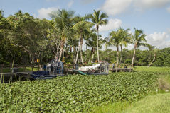 Airboats Royalty Free Stock Image