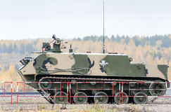 Airborne armoured personnel carrier BTR-MDM Stock Images