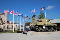 Airborne Museum Sainte-Mère-Église Royalty Free Stock Images