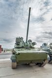 Airborne tracked armoured vehicle BMD-4M Royalty Free Stock Photo
