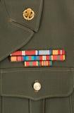 Airborne troops Dress Uniform Royalty Free Stock Photo