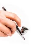 Airbrush à disposicão Imagem de Stock
