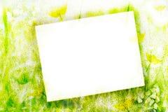 Airbrush abstract Royalty Free Stock Image