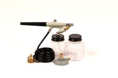 Airbrush Kit Stock Photography