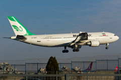 Airbus αέρα Mahan A300 Στοκ Εικόνες