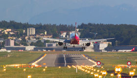 Airbus α-319 αέρας Βερολίνο Στοκ Εικόνες