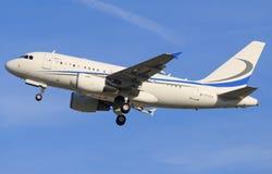 Airbus A318 Fotos de Stock Royalty Free