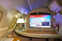 Airbus A380 Fotografia de Stock Royalty Free