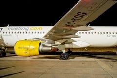 Airbus A320 Photos libres de droits