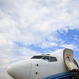 Airbus stock image