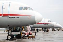 Airbus Photographie stock libre de droits
