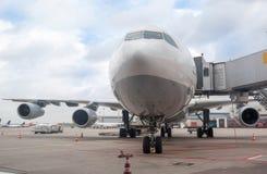 Airbus A340-300 Immagine Stock Libera da Diritti