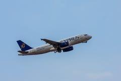 Airbus A320 Imagens de Stock
