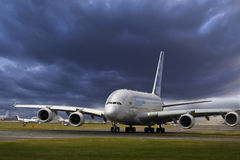 Airbus 380 Royalty Free Stock Image