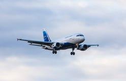Airbus A319 Image libre de droits
