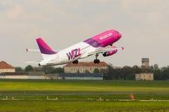 Airbus A320-232 Fotos de Stock Royalty Free