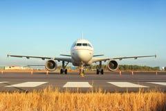 Airbus A320 Imagen de archivo libre de regalías