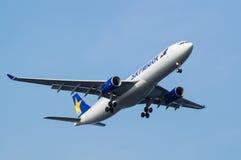 Airbus a330-300 Στοκ φωτογραφία με δικαίωμα ελεύθερης χρήσης