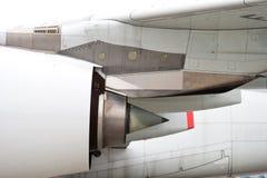 Airbus A380 Imágenes de archivo libres de regalías