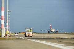 Airbus A319 Imagens de Stock