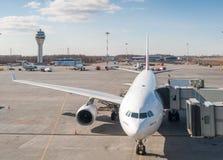 Airbus A330-200 Immagini Stock