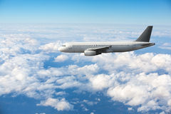 Airbus A320 Foto de Stock