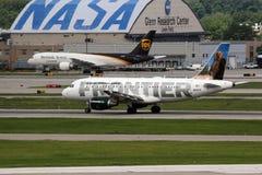 Airbus A319-112 Imagem de Stock
