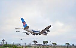 Airbus A380 Foto de archivo libre de regalías