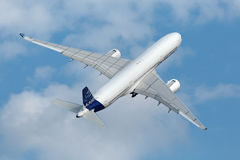 Airbus A350-900 Fotos de Stock Royalty Free