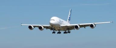 a380 Airbus Fotografia Stock