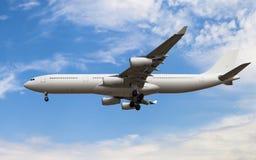 Airbus A340 Fotos de Stock Royalty Free