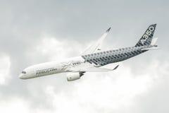 Airbus A350-941 Fotografia de Stock Royalty Free