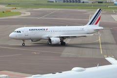 Airbus A320 Imagem de Stock